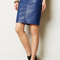 Majorelle Pencil Skirt