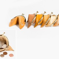 Fortune Cookie Coin Purse ? Bags -- Better Living Through Design