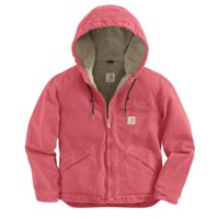 Carhartt® Ladies' Sandstone Sierra Jacket - Tractor Supply Co.