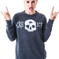 Use Your Head Crew Sweatshirt
