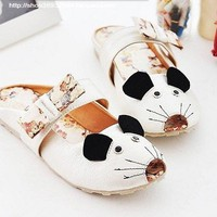 fish and mouse shoes by mili on Sense of Fashion