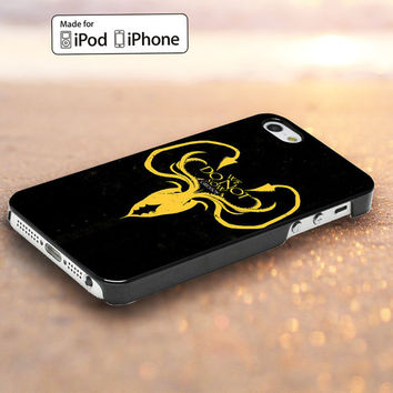 Game Of Thrones - Greyjoy We Do Not Sow Yours Design for iPod Touch 5,iPhone 4/4s,5, 5s, 5c Case, Samsung Galaxy S3, S4 Case