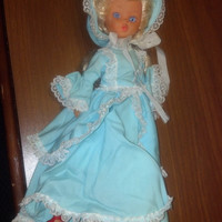 Fashion Doll, Blonde Hair Doll, Hong Kong Doll, Baby Doll