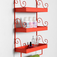 Plum & Bow Triple-Tiered Wall Shelf - Urban Outfitters