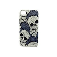 Paisley Skull iPhone Case by Inked