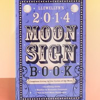 Llewellyn '2014 Moon Sign' Book | Nordstrom