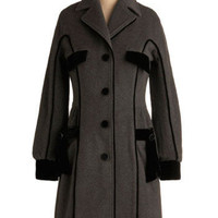 English Tudor Coat | Mod Retro Vintage Coats | ModCloth.com