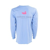 Palmetto Moon | Southern Marsh Authentic Long Sleeve T-Shirt