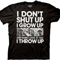 T-Shirt - Stand By Me - I Don't Shut Up
