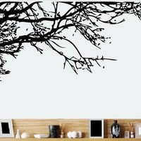 Stunning Tree Branch Removable Wall Art Sticker Vinyl Decal Mural Home Decor