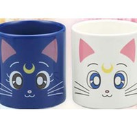 Luna and Artemis Pair Mug Cup **Preorder**