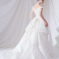 White Wedding Dress |Wedding Gowns