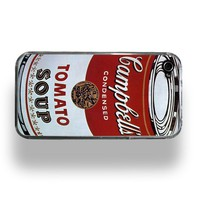 Andy Warhol Soup Can Apple iPhone 4 Custom Case by RecordWallets