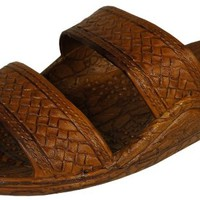 Brown Hawaiian Jesus Sandal