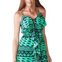 NASHUA RUFFLE DRESS