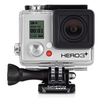 GoPro HERO3+ Video Camera - Silver Edition - Apple Store (U.S.)