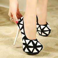 heeled shoes/h63 from fashiojjyh