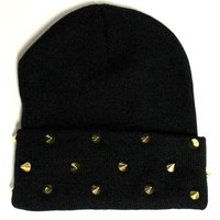 Spiked Beanie