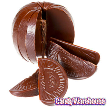 Terry's Milk Chocolate Orange Ball Gift Box