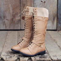 Sun Valley Sweater Boots