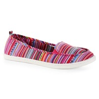 Boho Stripe Slip-On Shoe