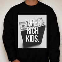"Frank Ocean ""Super Rich Kids"" Crewneck Sweatshirt"