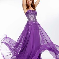Mori Lee 95007 Prom Dress - PromDressShop.com