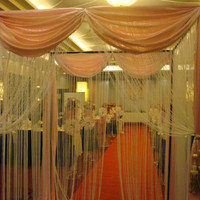 wedding and party decoration garland