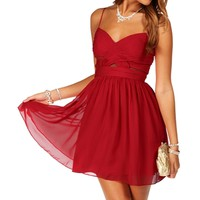 Elly-homecoming Dress
