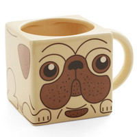 ModCloth Quirky Paws and Perk Up Mug