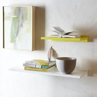 Lacquer Shelves | west elm
