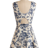 Avid Antiquer Dress | Mod Retro Vintage Dresses | ModCloth.com