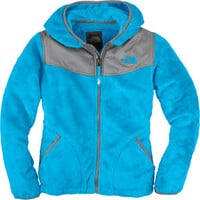 The North Face Oso Hooded Fleece Jacket - Girls\\\'