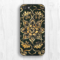 golden floral pattern IPhone 5 cases ,IPhone 4 cases,IPhone 4s cases,IPhone 5c case,iphone 5s cases,rubber or plastic case