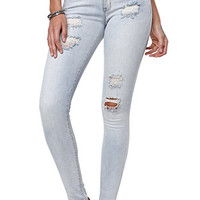 Bullhead Denim Co Pixie Blue Skinniest Jeans at PacSun.com