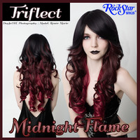 RockStar Wigs® Triflect™ Collection - Midnight Flame