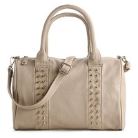 Emperia Karmin Studded Box Satchel