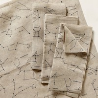 Sky Map Napkins