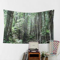 Laura Kicey Forest Tapestry- Multi One