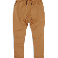Drop Crotch Khaki Pants