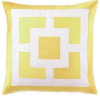 Trina Turk Palm Springs Pillow - Pillows - Bedding