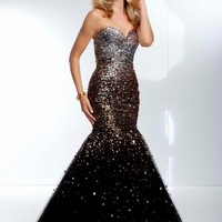 Mori Lee 95127 Prom Dress - PromDressShop.com