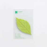 Small Leaf Sticky Notes