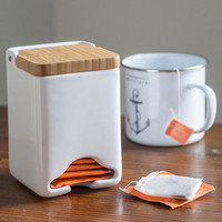 Wooden You Rather Tea Dispenser | Mod Retro Vintage Kitchen | ModCloth.com