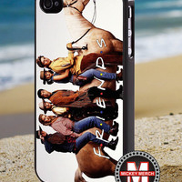 Friends - iPhone 4/4s/5 Case - Samsung Galaxy S3/S4 Case - Blackberry Z10 Case - Ipod 4/5 Case - Black or White