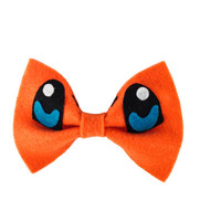 Pokemon Anime Original Charmander Hair Bow