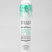 Not Your Mother's Whip It Up Cream Styling Mousse- Green One
