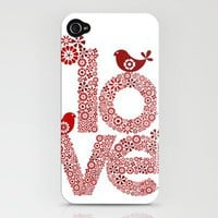 Love iPhone Case - Print Shop