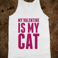 My Valentine is Myy Cat