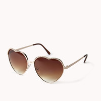F9751 Sweetheart Sunglasses